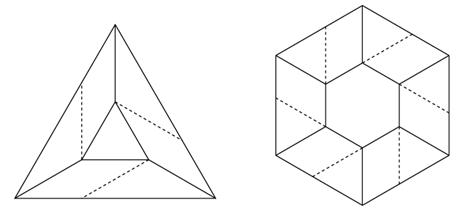 ハート 折り紙 : 折り紙 六角形 折り方 : mitani.cs.tsukuba.ac.jp